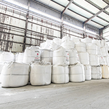 Glass containers raw materials limestone