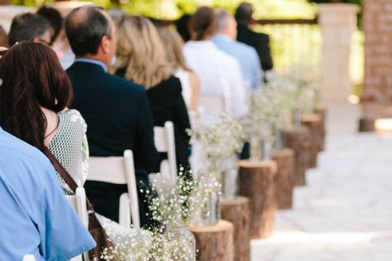 Ceremony Aisle