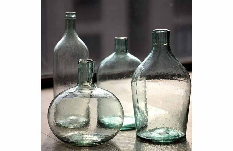 Different Shapes of Glass Bottles