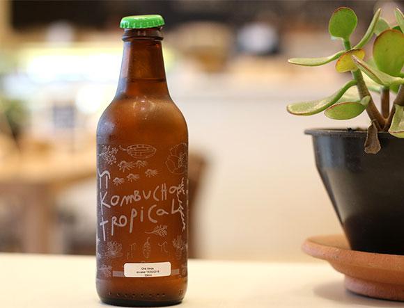 Glass Soda Bottles — Elementor