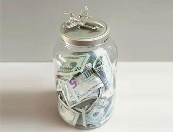 Tipping Jars