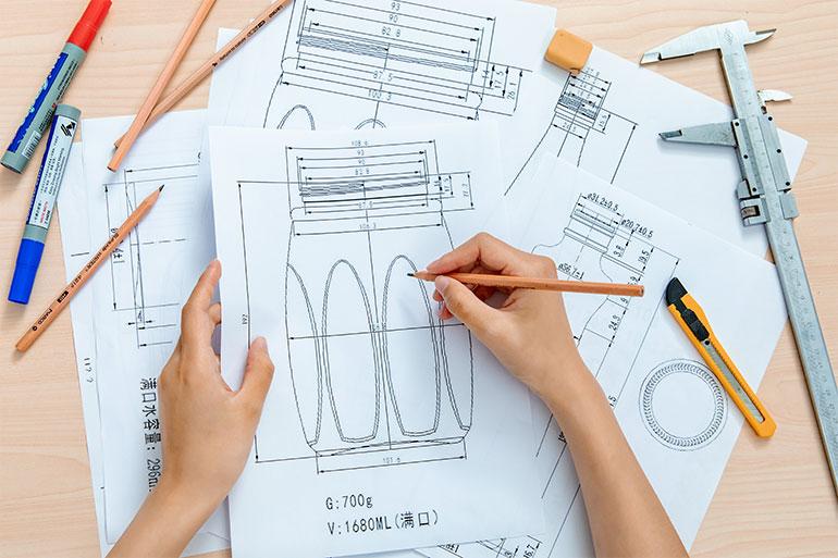 Customer-Based Light Bulb Shaped Jar Designs