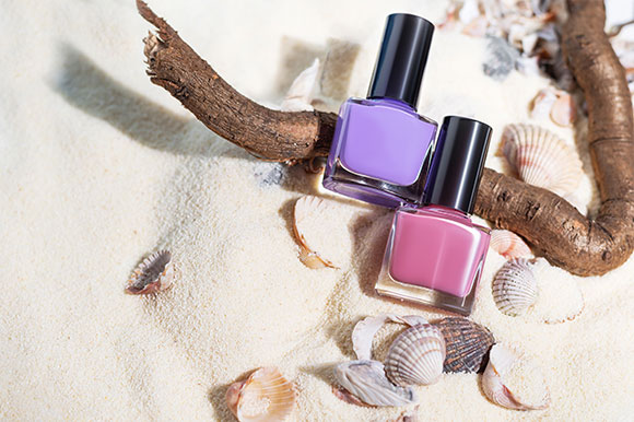 Supply Glass Nail Polish Bottles For Nail Lacquer Packaging