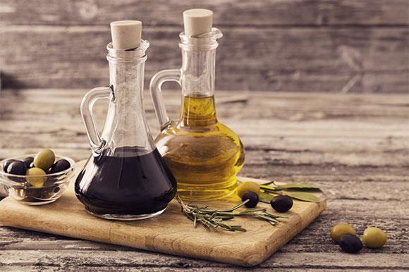 Supply Glass Bottles for Vinegar and Oil Storage