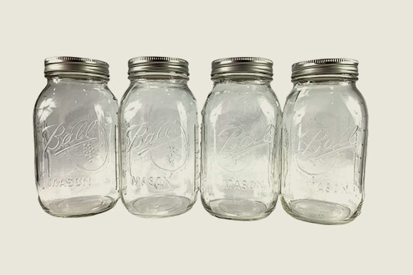 Ball 32oz Quart Canning jars
