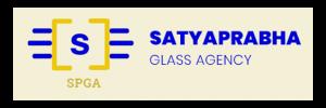 Satyaprabha Glass Agency Logo
