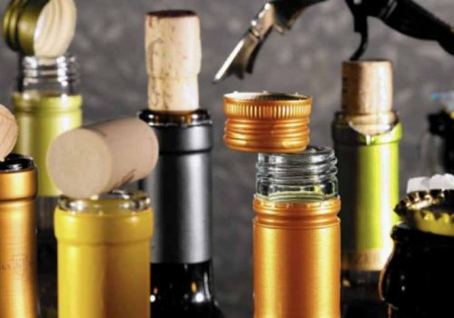 Types of Wine Bottle Closures