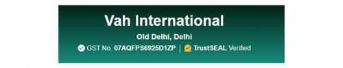 Vah International Logo